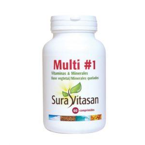 Multi#1 Vitaminas & Minerales Suravitasan