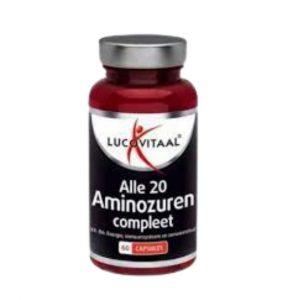 22 Aminoácidos Lucovital